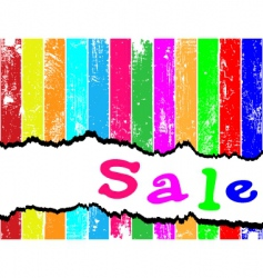 Merry sales template vector