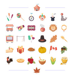 Vegetables cooking nature and other web icon in vector