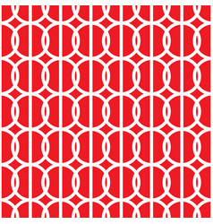 Simple repeating texture with circles and vertical vector