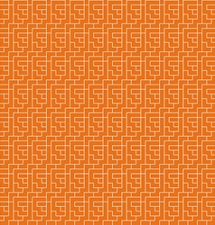 Repeating geometric background seamless pattern vector