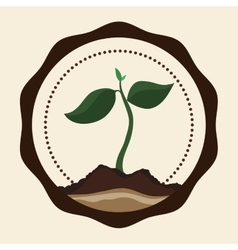 Gardening icons design vector