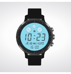 Design watch vector
