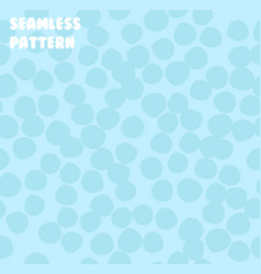 Abstract seamless blue background vector