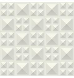 Plastic rectangles Geometry texture vector image