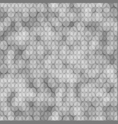 Seamless grayscale pattern easter card vector
