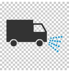 Washing car eps icon vector