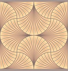 Art nouveau tile vector