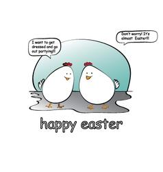 eggs cartoon vector image vector image