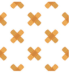 Patch pattern seamless vector