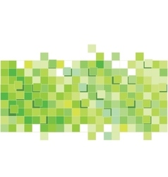 Green abstract pattern square pattern vector