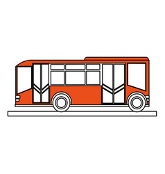 Bus vector