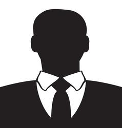 Businessman icon1 resize vector image
