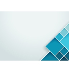 Abstract square background 3 vector