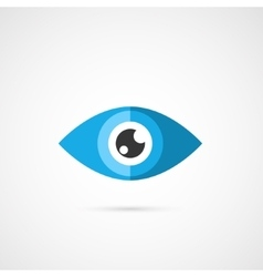 Eye icon - icon vector