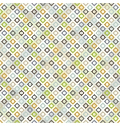 Seamless pattern with rhombuses vector