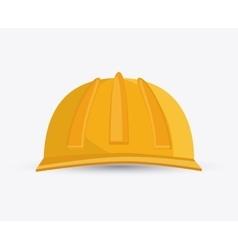 Hat cloth accesory design vector