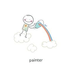 Painter vector