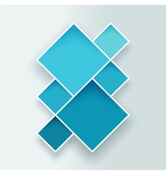 Abstract square background 2 vector