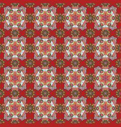 Trendy print exquisite pattern of watercolor vector
