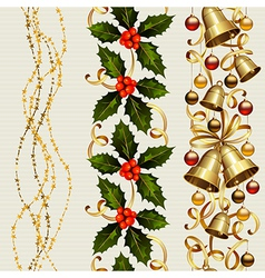 Christmas seamless vector