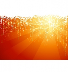 sparkle background vector image