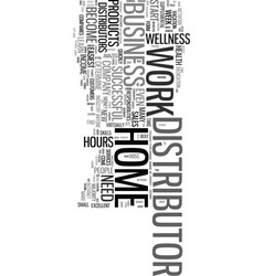 Work from home it s that easy text word cloud vector