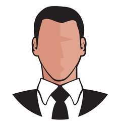 Businessman icon3 resize vector image