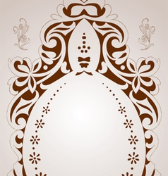 design set with various shapes and de vector image