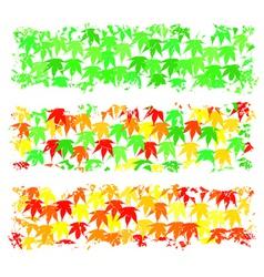 seasonal grunge vector image vector image
