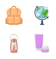 Business history geography and other web icon in vector