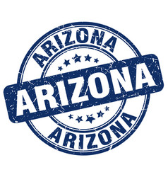 Arizona stamp vector