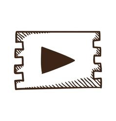 symbol vector image vector image
