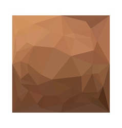 Burlywood goldenrod abstract low polygon vector