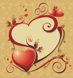 Valentine's frame vector