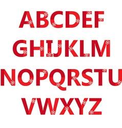 AbcLett vector image