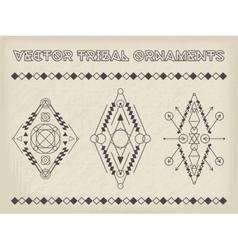 Tribal emblems vector