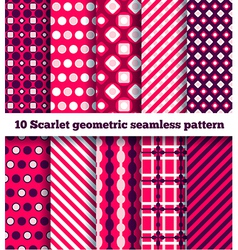 Geometric set vector