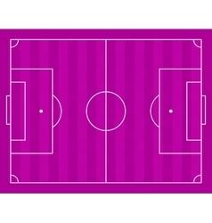 A football field vector