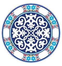 Antique ottoman borders and frames series twelve vector