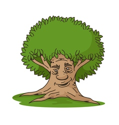 Fabulous tree vector