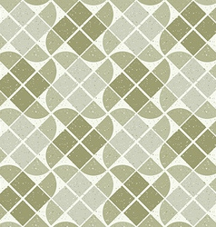 Vintage textured tiles seamless background with vector
