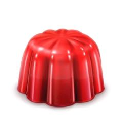 Fruit jelly vector