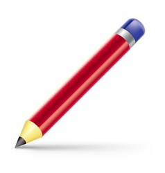 Pensil vector