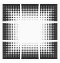 Spot blackout vector