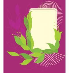 banner illustration vector image