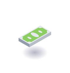money icon symbol vector image vector image