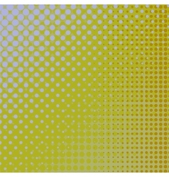 Colorful halftone patterns vector