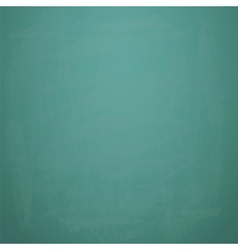 Green chalkboard background vector