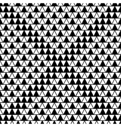 Triangle square seamless pattern vector