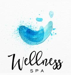 Beauty natural spa vector